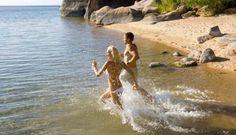 Beach honeymoon, Lake Malawi