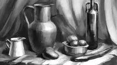 Картинки по запросу гризайль натюрморт