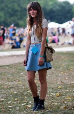 23 Concert Style Ideas From The Pitchfork Music Festival- for Vampire Weekend @Molly Simon Scruggs!!!