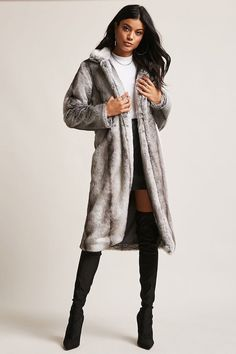 Product Name:Faux Fur Coat, Category:CLEARANCE_ZERO, Price:125