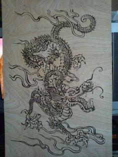 3ft dragon