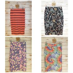 Shop LuLaRoe Marie Navara Cassie skirts for sale Tuesday, August 16th at 7PM CST at https://www.facebook.com/groups/1677367409195643/