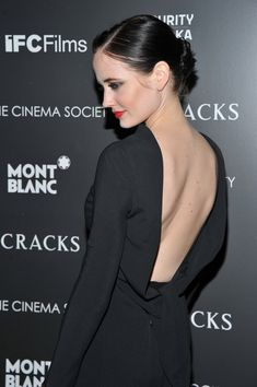 "Eva Green Photos - Actress Eva Green attends the Cinema Society and Montblanc screening of ""Cracks"" at the Tribeca Grand Hotel on March 2011 in New York City. - The Cinema Society & Montblanc Host A Screening Of ""Cracks"" - Arrivals Actress Eva Green, Seigner, Nastassja Kinski, Green Photo, Provocateur, Bond Girls, French Beauty, French Actress, Jessica Chastain"