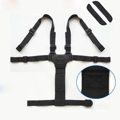 2 Of Excellent Replacement For Graco High Chair Harness