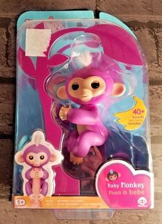 Good Fingerlings Monkey Sophie Authentic Fingerling Sophie Fast Ship Toys & Hobbies Outstanding Features