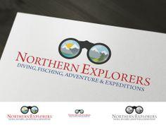 Northern Explorers #logodesign