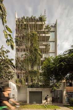 Edificio Madreselva / Vicca Verde | Plataforma Arquitectura