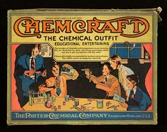chemcraft no 1 chemical outfit 1928 by chemical heritage foundation