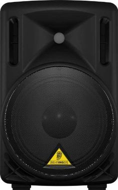 """Behringer Eurolive B210D (10"""" 2-Way Active Speaker) by Behringer. $199.99. The Behringer Eurolive B210D powered PA speaker puts out big sound at a small price. Featuring an impressive power to weight ratio and built-in sound processing, the B210Ds pack a punch yet are easy to transport. And thanks to the cabinet design, the B210D can be laid on its side for use as a stage monitor. It even makes a great single-speaker PA for public address or background music - jus..."""