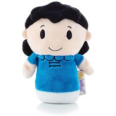 Hallmark itty bittys Peanuts Lucy Stuffed Animal *** Want additional info? Click on the image. (This is an affiliate link) #Puppets