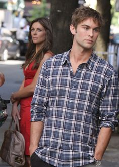 Nate Archibald and Diana Payne. Nate Archibald, Chace Crawford, Man In Love, A Good Man, Nate Gossip Girl, Teen Shows, Gossip Girl Fashion, Por Tv, Celebs