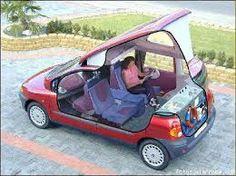 fiat multipla camper conversion - Google Search Fiat 600, Camper Conversion, Camper Van, Campers, Vehicle, Truck, Vans, Homes, Google Search
