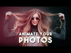 How To Animate Your Photos In Photoshop - Plotagraph Effect - YouTube