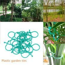 50 Pcs Plant Support Garden Clips Trellis for Vine Vegetable Tomato to Grow Upright Garden plant stand – Home & Garden | 1004