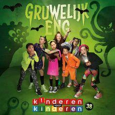 Non-license Cddvd Kinderen voor Kinderen: Gruwelijk Eng Little Girls, Musicals, Monsters, Kindergarten, Crafts For Kids, Concert, Film, Album, Halloween