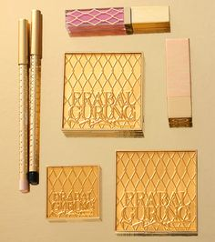 The MAC Prabal Gurung collection in its (pricey) limited edition packaging.