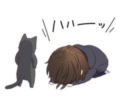 Manga Cute, Cute Anime Chibi, Cute Anime Boy, Kawaii Anime, Kawaii Chan, Tokyo Ghoul Cosplay, Chibi Boy, Chibi Characters, Emotion