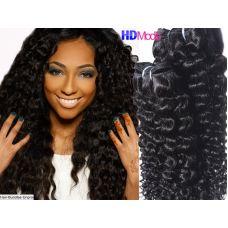 Brazilian kinky curl virgin human hair