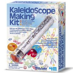 Kaleidoscope Making Kit | Party Supply Store | Novelty Toys | Carnival Supplies | USToy.com