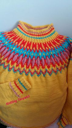 Icelandic sweater