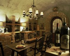 wine cave.  Basement Storage Rooms Design, Pictures, Remodel, Decor and Ideas - page 18