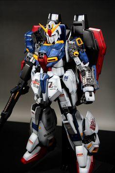 PG MSZ-006 Zeta Gundam