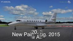 Got eight passengers you need to transport in style? Leading Edge has what you need in this Citation Sovereign 680!
