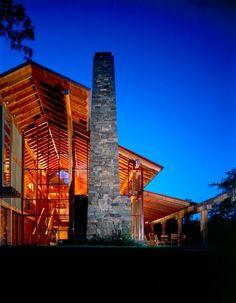 Bohlin Cywinski Jackson | House in the Endless Mountains