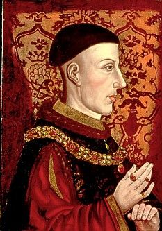 On this day 9th April, 1413 Henry V was crowned King of England. He was the second English monarch from the house of Lancaster