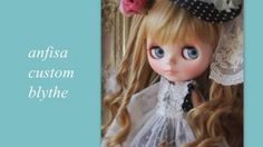 ∮anfisa∮Custom Blythe   Buy her here:   #‎blythe #‎blythedolls #‎kawaii #‎cute #‎rinkya #‎japan #‎collectibles #‎neoblythe #‎customblythe