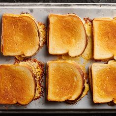 You should be adding cream cheese to your grilled cheese recipe.