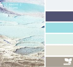 Colors for the bathroom?