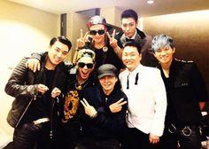 BIGBANG&YG&PSY