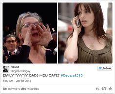 Os melhores momentos do Oscar 2015