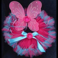 Vestido de hadas tutú cumpleaños dulce por StrawberrieRose en Etsy, $49.95