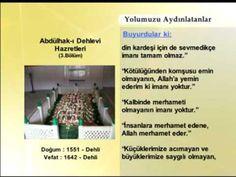 Abdulhak-ı Dehlevi Hazretleri - 3 | Yolumuzu Aydınlatanlar | www.ehlisun...