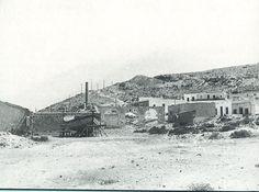 Puerto de Mazarrón 1965 - Cuesta del FaroEl Mazarrón de Ayer - Fotografías antiguas de Mazarrón - Playas de mazarron .com .:: Portal de noticias e información sobre Mazarrón ::. News