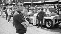 Carroll Shelby...genius behind the Shelby GT Mustangs. Always wanted one of his cars.