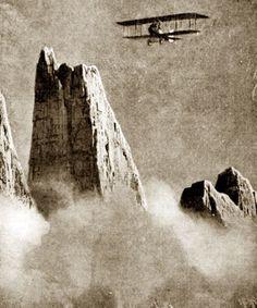 WW1 Italy, Dolomites