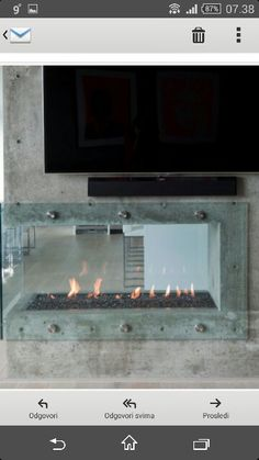 Attraktiv The Latest Fireplace Trends Involve Clean Lines, Timeless Materials And The  Utmost In Beauty And Efficiency. Here Are Some Fireplace Ideas To Inspire  You.