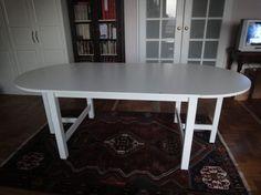 Stół drewniany biały - solidny, funkcjonalny (2486420979) - Allegro.pl - Więcej niż aukcje. Najlepsze oferty na największej platformie handlowej. Dining Table, Furniture, Home Decor, Decoration Home, Room Decor, Dinner Table, Home Furnishings, Dining Room Table, Home Interior Design