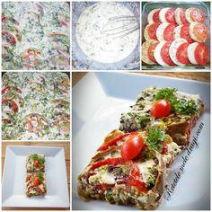 Retetele Mele Dragi Tian de vinete cu rosii - Retetele Mele Dragi Food, Essen, Meals, Yemek, Eten