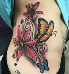 side tattoos ideas for girls 7