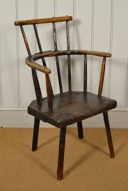 Welsh stick chair 19th c