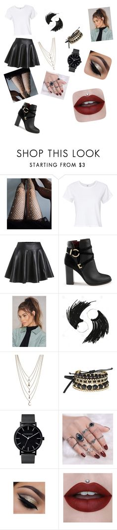 """All Day Talking That, Talking That Mess All Day Talking That, Talking That Mess All Day Talking That, Talking That Mess Say What You Want!"" by ghinaa17 ❤ liked on Polyvore featuring Lirika Matoshi, RE/DONE, Miss Selfridge, NA-KD, Ettika and Avon"