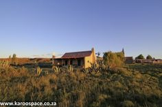 In the spirit of a true unplugged adventure, Karoo Space ferreted out half a… Off The Grid, Finding Peace, South Africa, Zen, Spirit, Cabin, Adventure, Space, House Styles