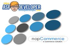 Why Choose #Hireaspdeveloper for #NopCommerce Customization and Mobile Development?