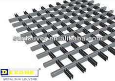 grated ceilings | ... ceiling tiles false ceiling strip ceiling square ceiling tiles