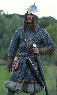 Wealthy warrior - Gnezhdovo 10th century