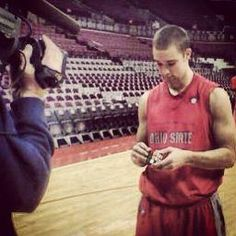 Aaron Craft named 2013 Academic All-America of the Year in DI men's hoops today. CONGRATS Aaron for being the smartest of the smart people!  for more go to: http://go.osu.edu/CraftAgain13